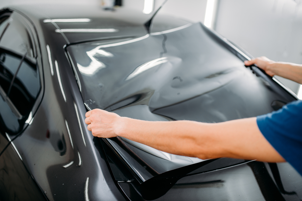 Four Types of Window Tinting Film